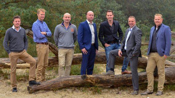 Het Projectbedrijf - Commercieel Team