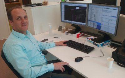 Het Projectbedrijf - Frank van Damme aan het werk bij de SED organisatie