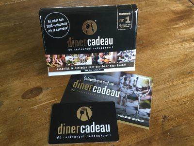 Bezorg Het Projectbedrijf een collega en win een dinercadeaukaart!