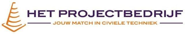 het nieuwe logo van Het Projectbedrijf.nl
