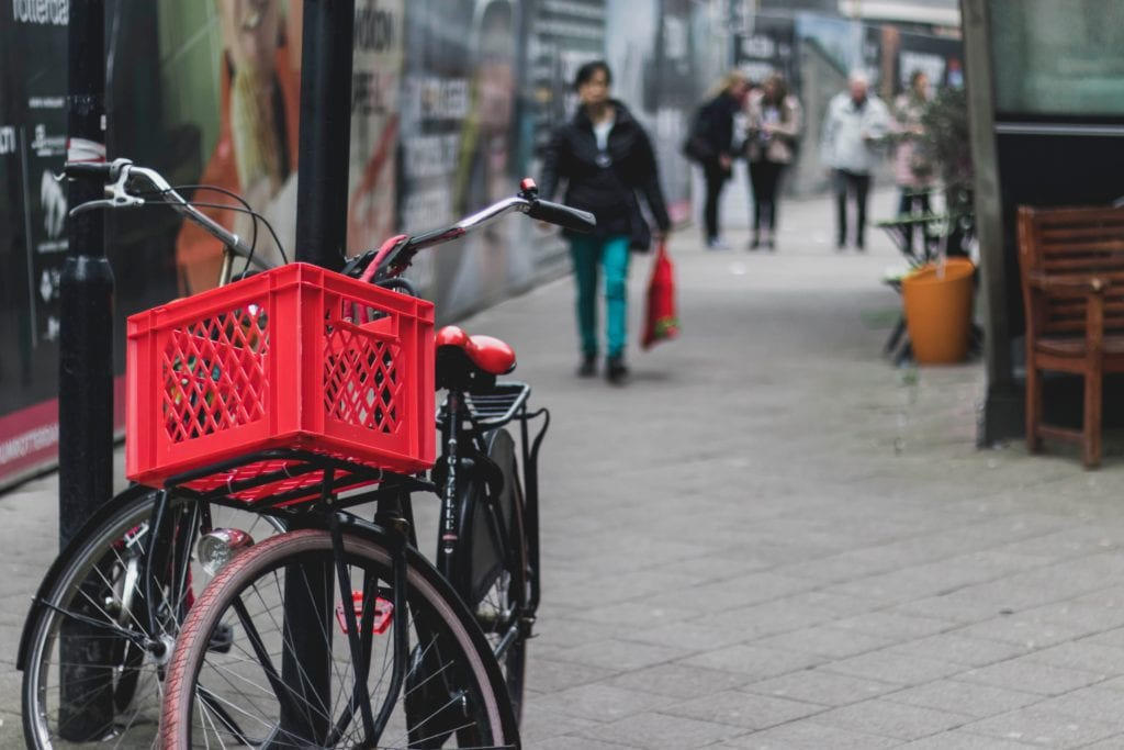 de openbare ruimte